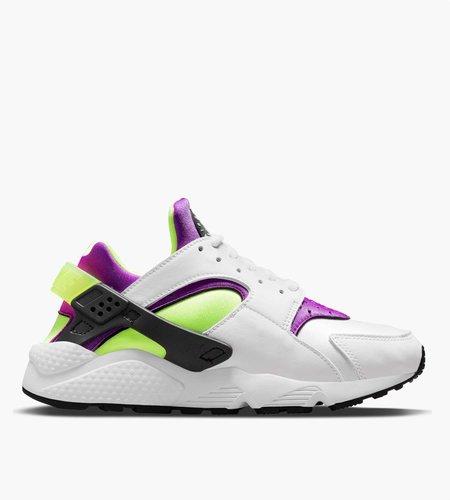 Nike Nike W Air Huarache White Neon Yellow-Magenta-Black