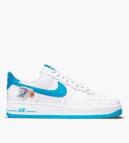 Nike Nike Air Force 1 '07 White Lt Blue Fury-White