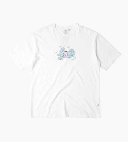 Ceizer Ceizer x Pockies Lazy T-Shirt White
