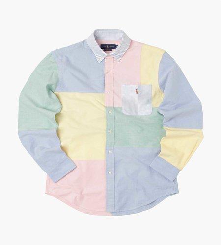 Polo Ralph Lauren Polo Ralph Lauren Cub Dpp Pks Long Sleeve Sport Shirt 5500 Solid Multi Funshirt