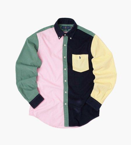 Polo Ralph Lauren Polo Ralph Lauren Cug Whb Dp Ppks Long Sleeve Sport Shirt 5414 Multi Fun Shirt