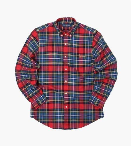 Polo Ralph Lauren Polo Ralph Lauren Slb Dp Pcs Long Sleeve Sport Shirt 4900 Red Green