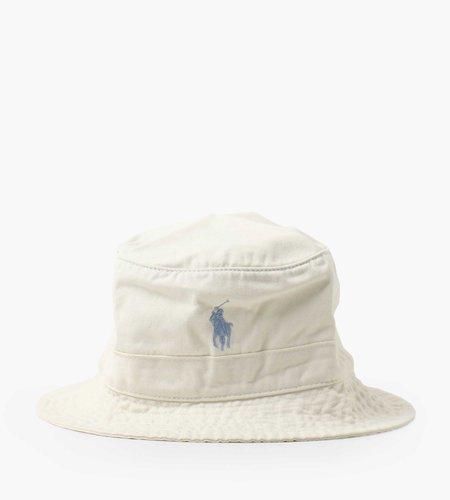 Polo Ralph Lauren Polo Ralph Lauren Loft Bucket Bucket Hat Chic Cream