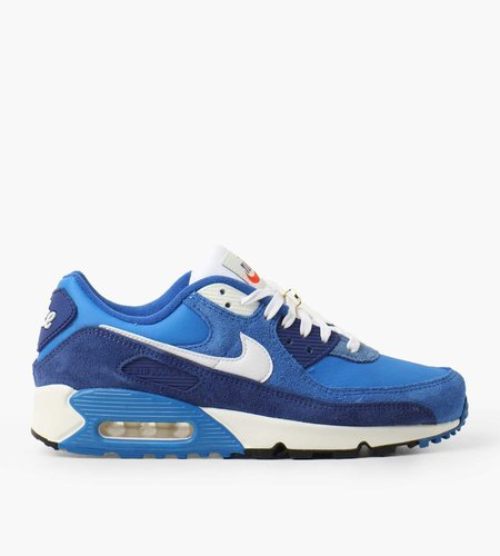Nike Nike Air Max 90 Se Signal Blue White-Game Royal