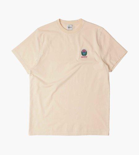 Arte Antwerp Arte Antwerp Tissot Dahlia T-Shirt Creme
