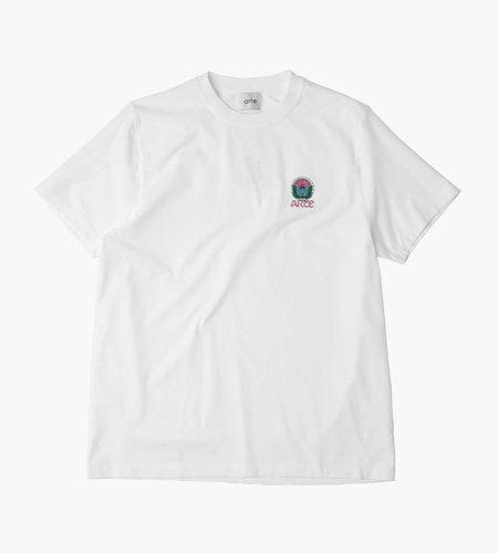 Arte Antwerp Arte Antwerp Tissot Dahlia T-Shirt White
