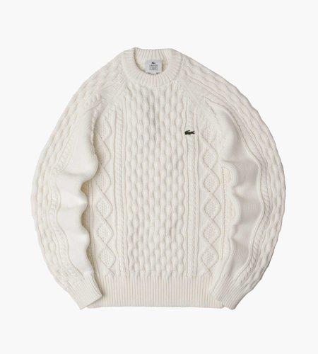 Lacoste Lacoste 1Ha1 Sweater 09 Flour
