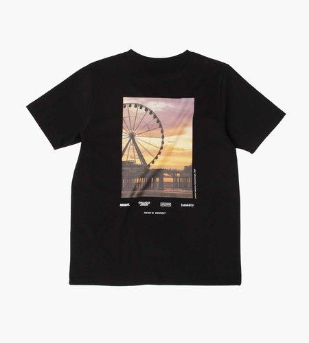 Baskèts Baskèts Absolut Together We Connect T-shirt Black