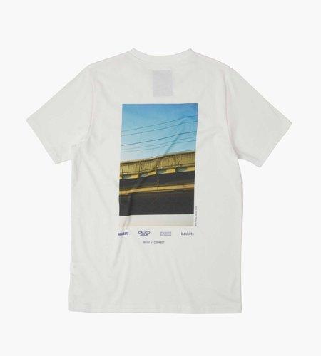 Baskèts Baskèts Absolut Together We Connect T-shirt White