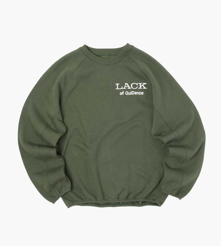 Lack of Guidance Lack of Guidance Alessandro Sweater Forest Green