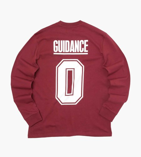 Lack of Guidance Lack of Guidance Max Long Sleeve Burgundy