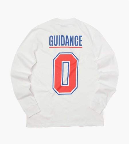 Lack of Guidance Lack of Guidance Max Long Sleeve White