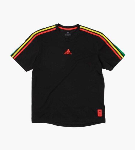 Adidas Adidas Ajax Icon Tee Black