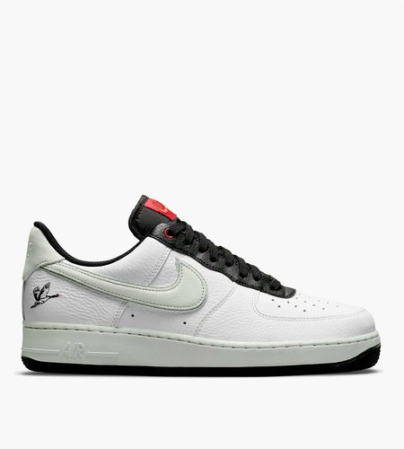 Nike Nike Air Force 1 '07 Lx White Photon Dust-Black-Chile Red