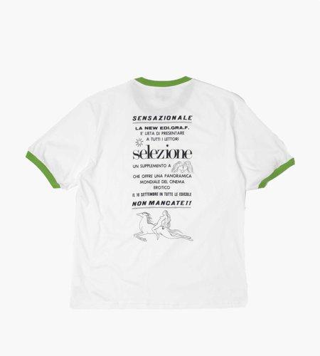 Carne Bollente Carne Bollente Bella Di Piacere T-Shirt White