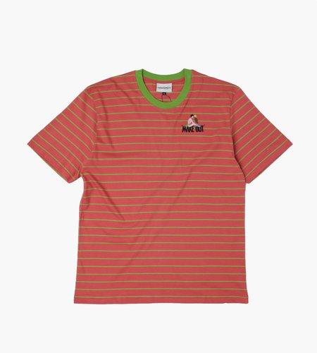 Carne Bollente Carne Bollente Lust In Desire T-Shirt Stripe