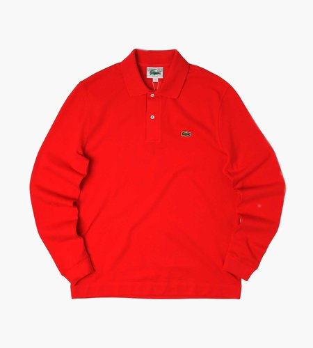 Lacoste Lacoste 1Hp4 Longsleeve Polo 08 Red