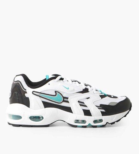 Nike Nike Air Max 96 Ii White Mystic Teal-Black-Reflect Silver
