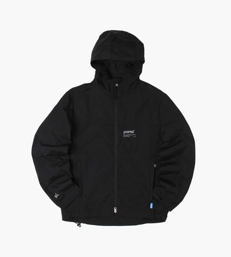 Parel Studios Parel Studios Onega Hooded Jacket Black
