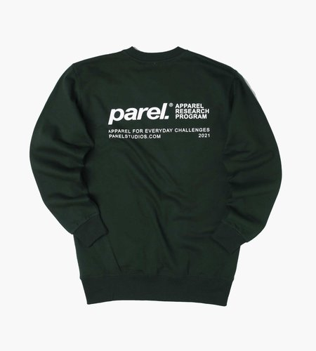 Parel Studios Parel Studios Backprint Sweat Green