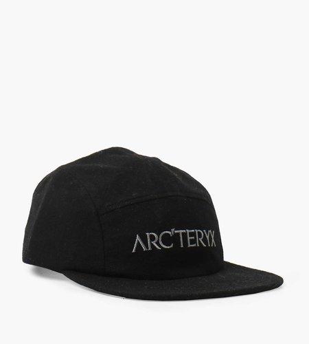 Arc'teryx Arc'teryx 5 Panel Wool Hat Black Heather