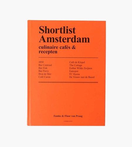 Mendo Shortlist Amsterdam culinaire cafes & recepten
