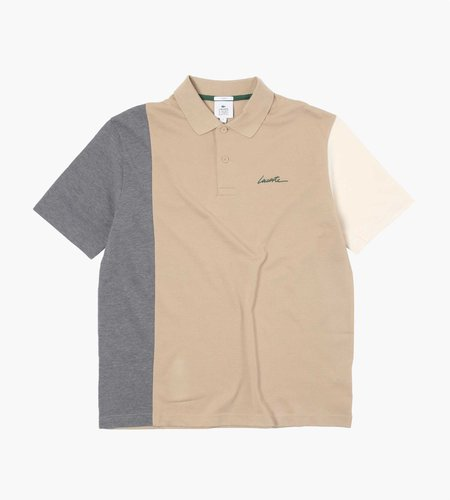 Lacoste Lacoste 1Hp3 Shortsleeve Polo 07 Viennese Heather Lead Nat