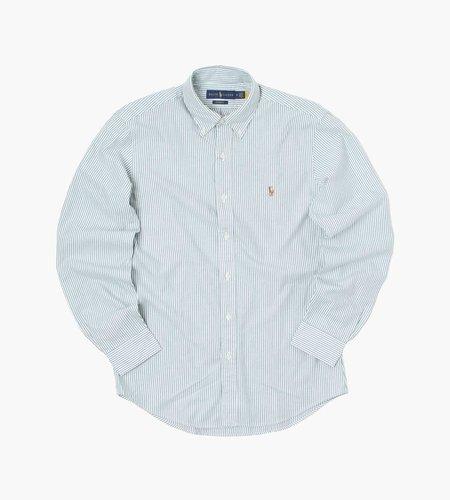 Polo Ralph Lauren Polo Ralph Lauren Cub Dp Pcs Long Sleeve Sport Shirt 4830C Green White