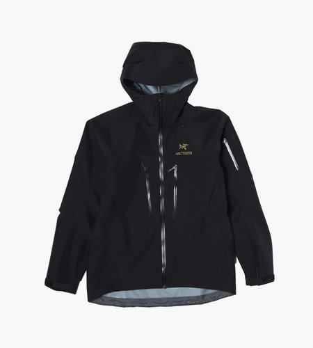Arc'teryx Arcteryx Alpha SV Jacket Men's 24K Black