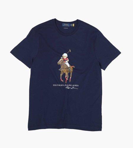 Polo Ralph Lauren Polo Ralph Lauren SS Cnc Mslm 1 Short Sleeve T Shirt French Navy
