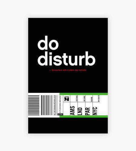 Mendo Books Do Disturb