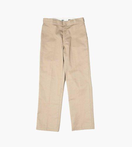 Dickies Dickies Original Fit Straight Leg Work Pant Khaki