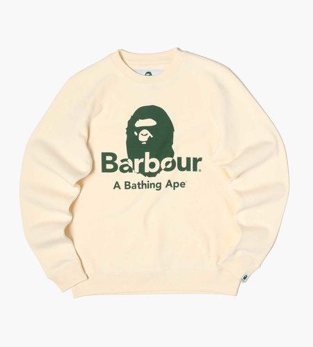Barbour Barbour Bape Crew Be13 Neutral