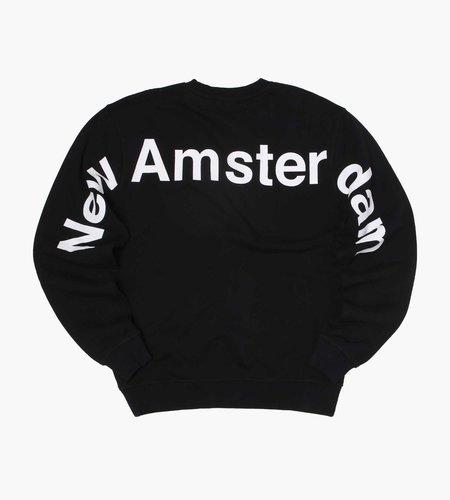 New Amsterdam Surf Association New Amsterdam Surf Association Name Sweat Black