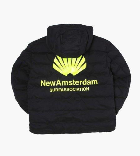 New Amsterdam Surf Association New Amsterdam Surf Association Rib Jacket Black