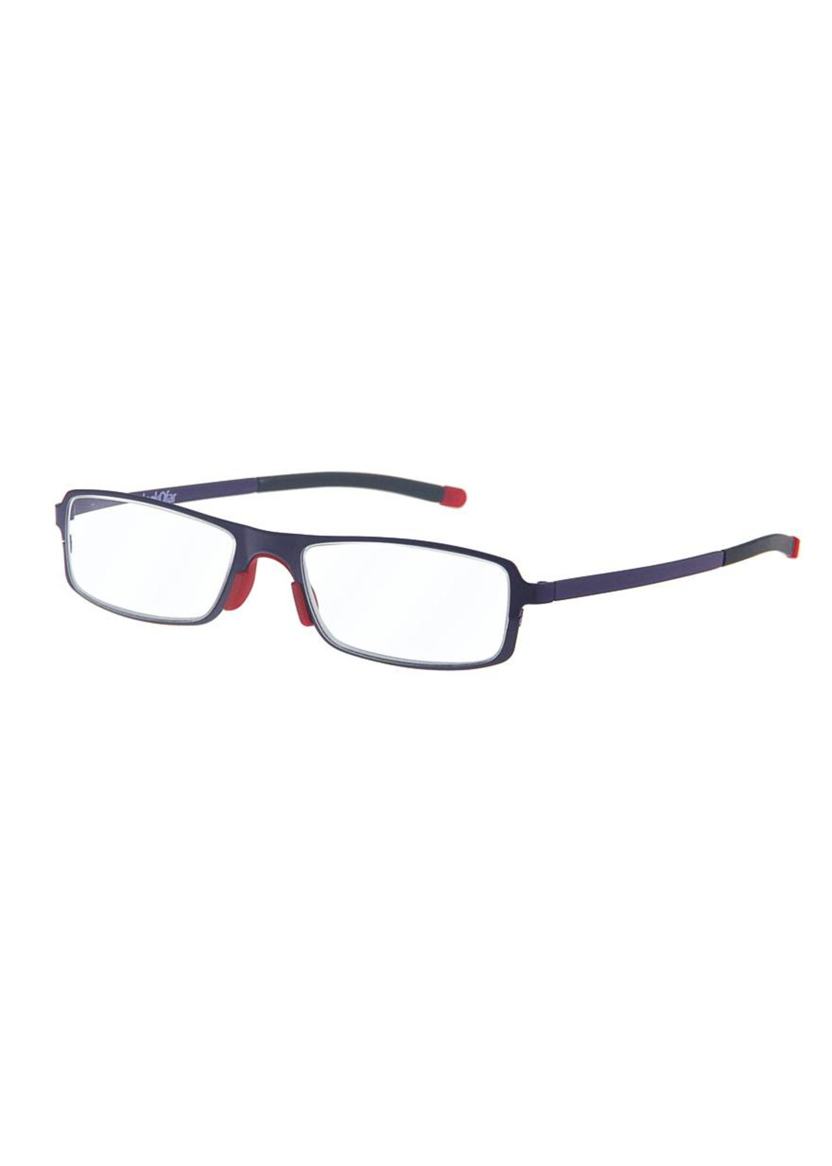 Trendy en kleurrijke leesbril van lookofar model LE0-173