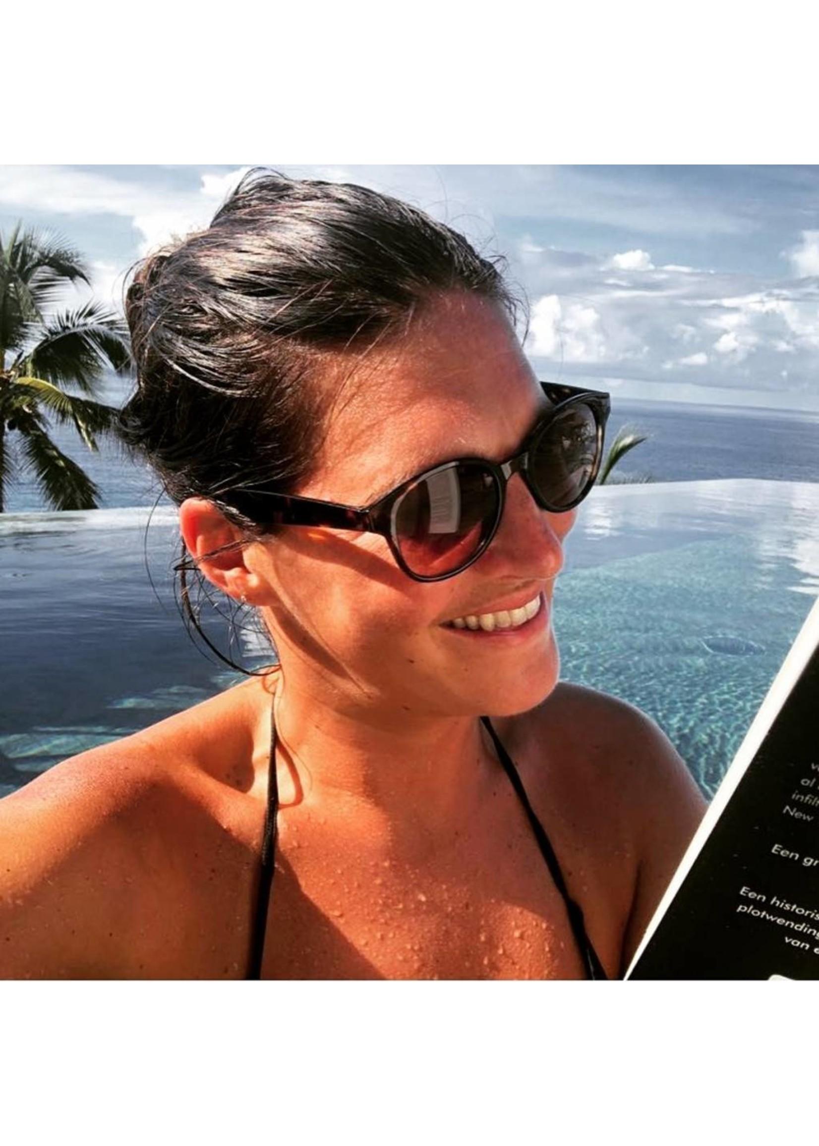 Babsee lees-/zonnebril.   Babsee Zonnebril met Leesdeel model Kate