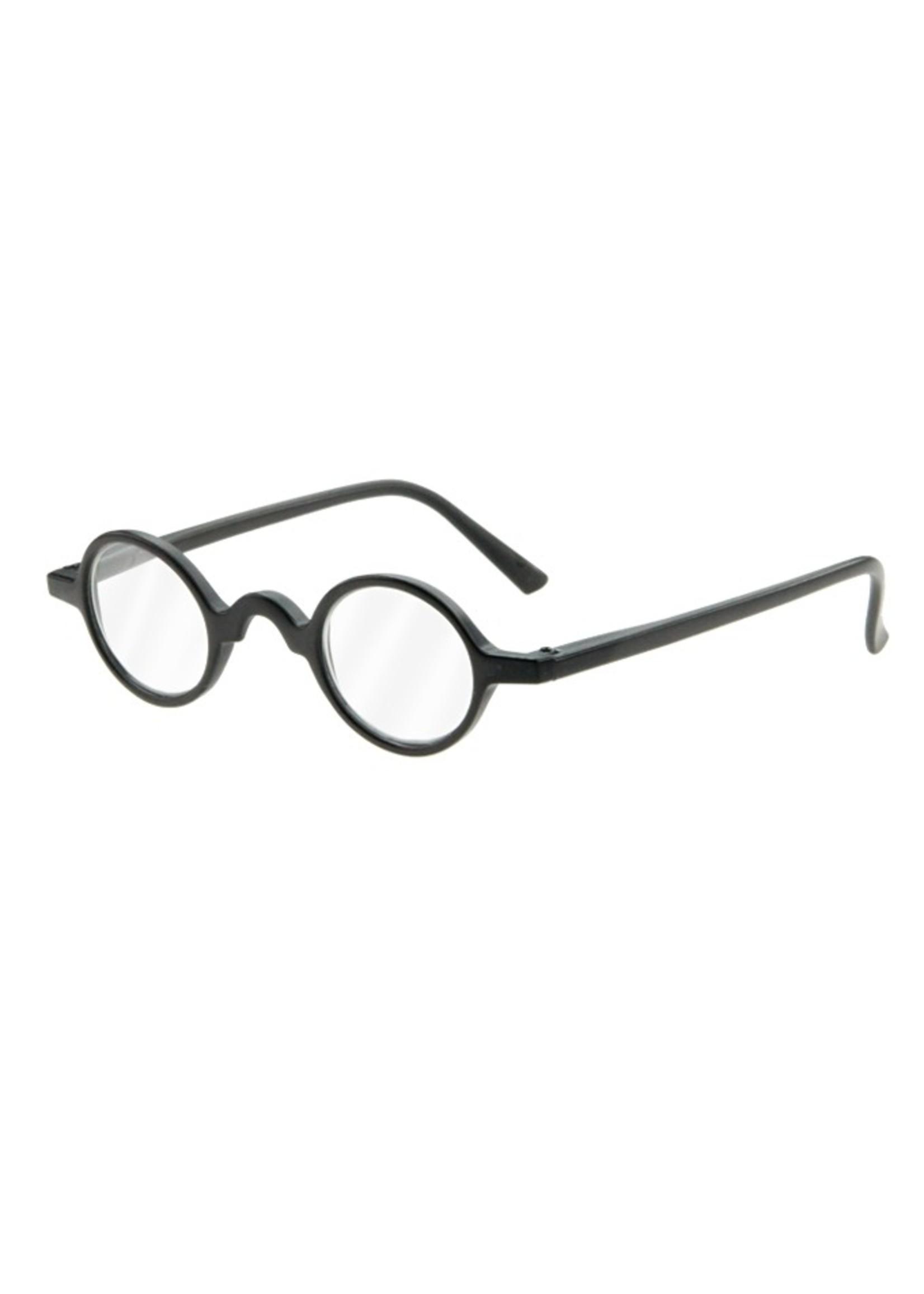 Leesbril Rondo Zwart