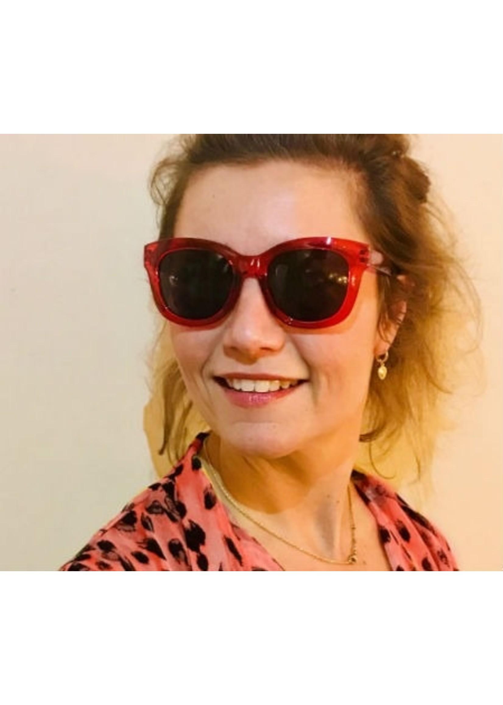 Babsee lees-/zonnebril.  Babsee Dubbelfocus Zonnebril Nina