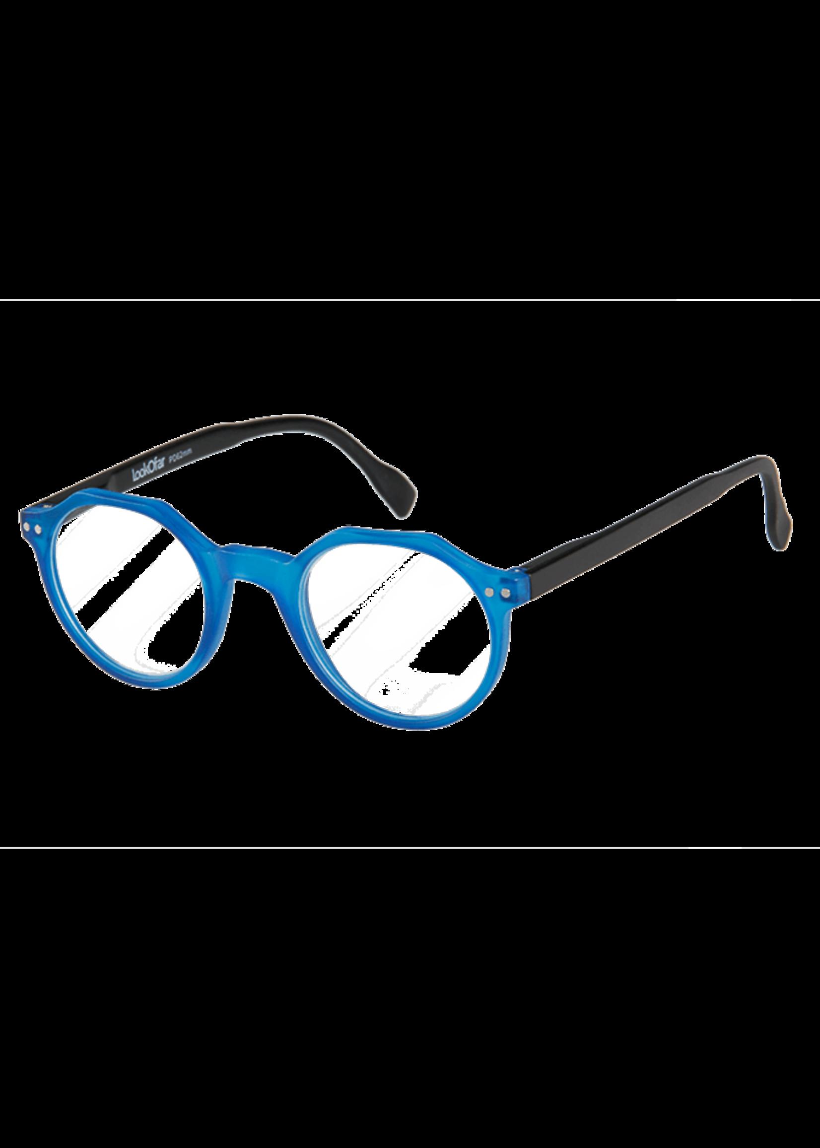 Ofar Leesbril model Harvard Bleu LE 0195 Combi