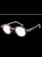 Ofar Trendy leesbril John Lennon blauw