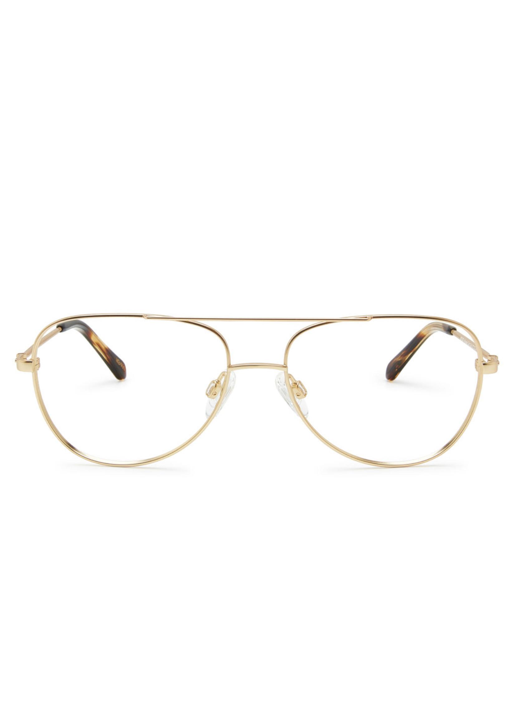 Heyelander Design Brillen  Heyelander Desigh Leesbril Skylar Titanium