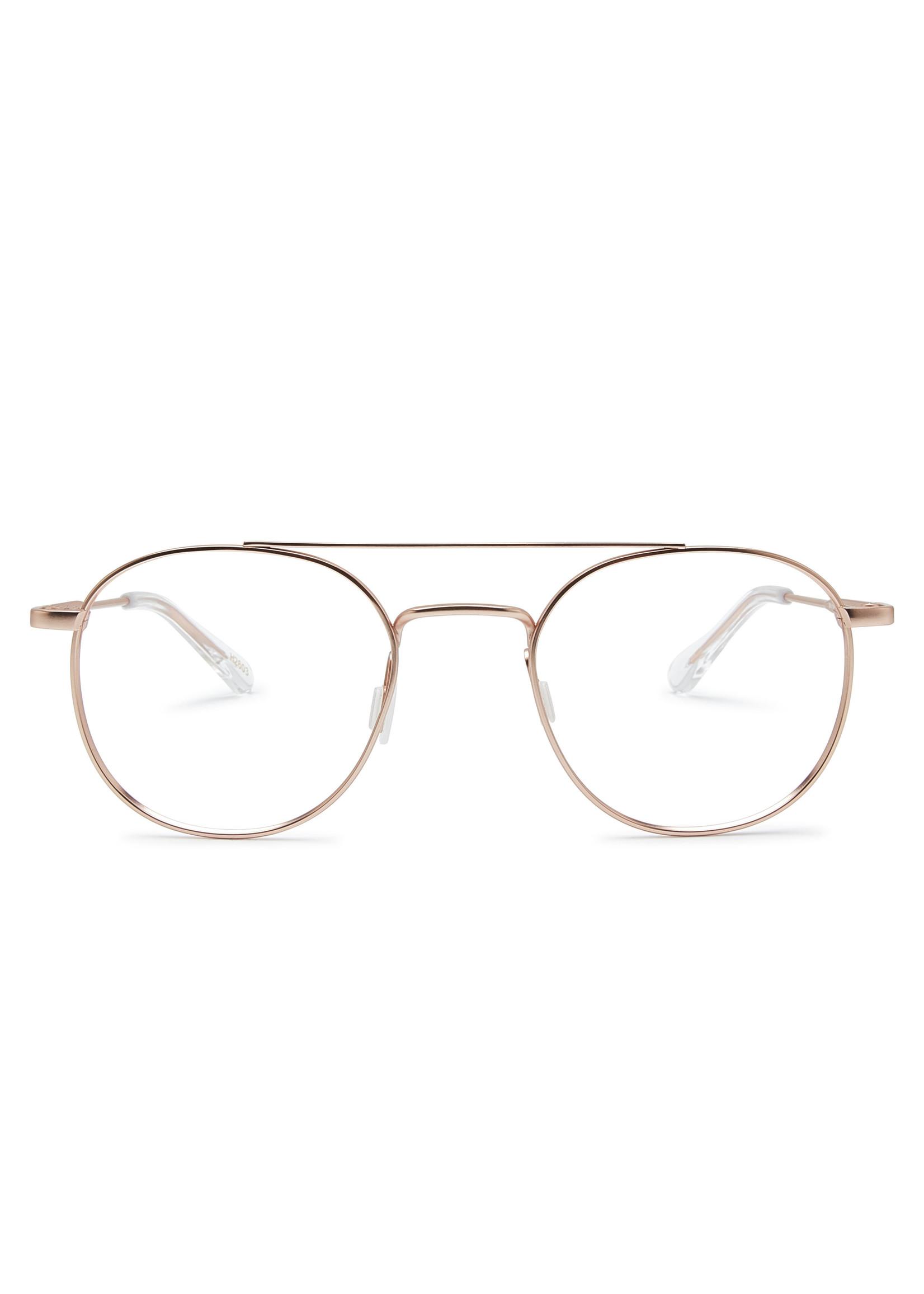 Heyelander Design Brillen  Heyelander Desigh Leesbril Ian Titanium in light gold - Copy