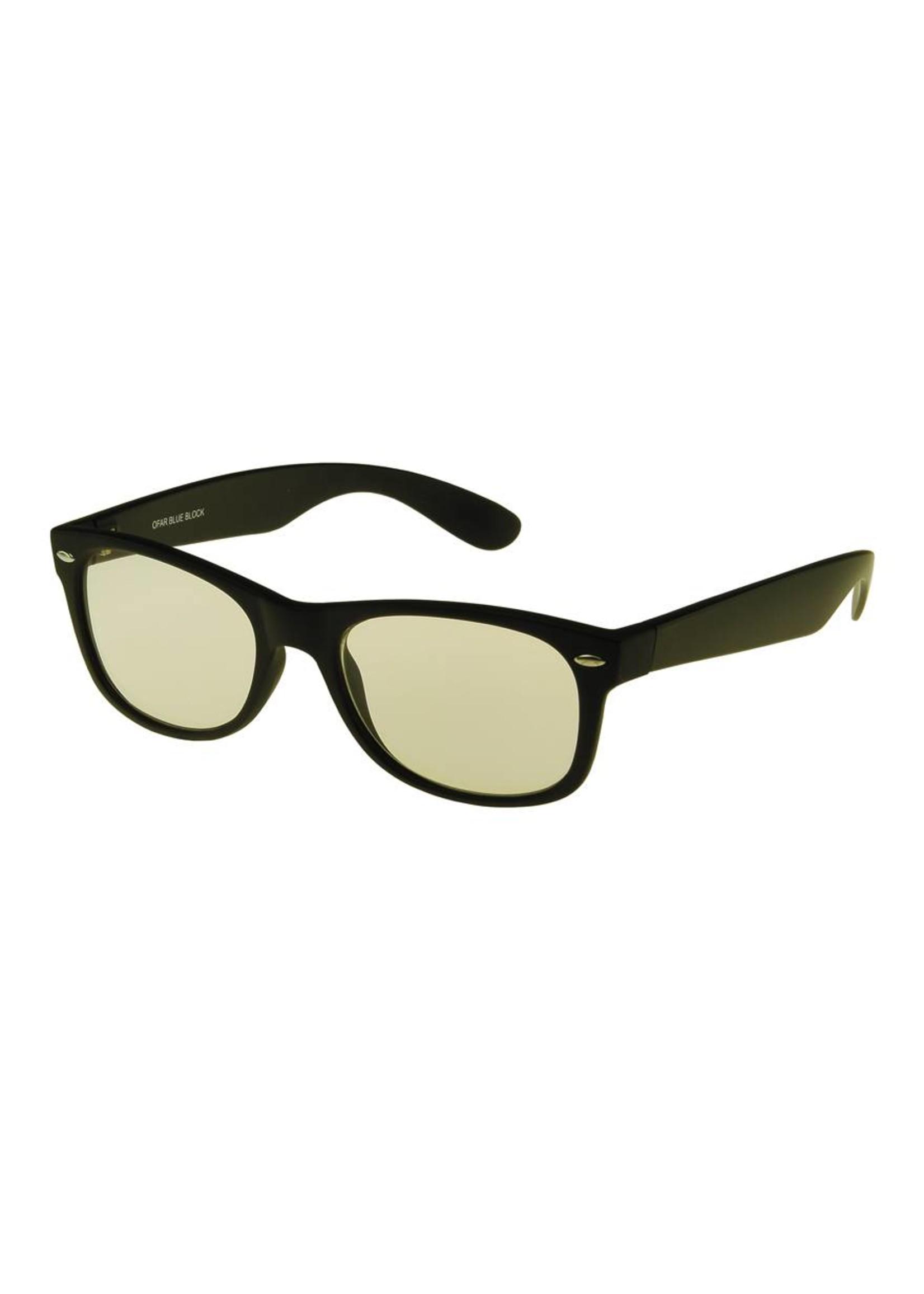 Bleu-Blocker Leesbril Veilig bij beeldschermen
