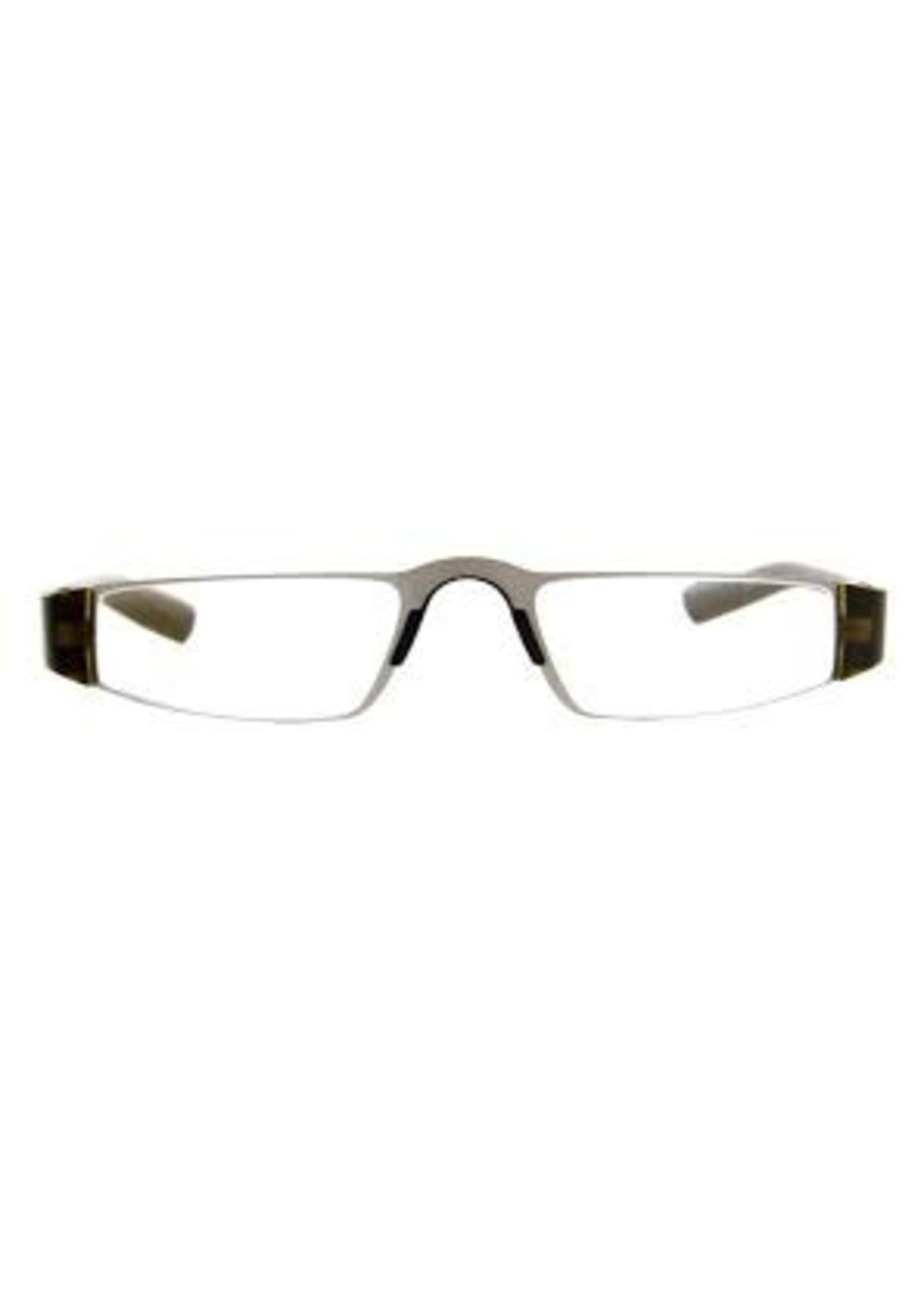 Porsche Design Leesbril Leesbril Porsche Design P8801A zwart/matzilver