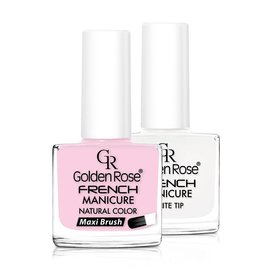 Golden Rose French Manicure Set 05