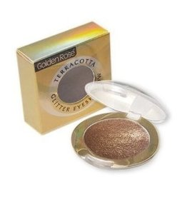 Golden Rose Terracotta Eyeshadow Glitter 223