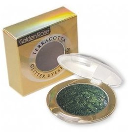 Golden Rose Terracotta Eyeshadow Glitter 210