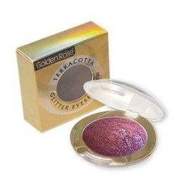 Golden Rose Terracotta Eyeshadow Glitter 219