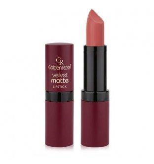 Golden Rose Matte Lipstick Velvet 26